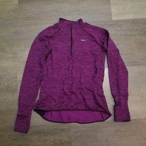 Nike Womens Dri Fit Pullover Size Small